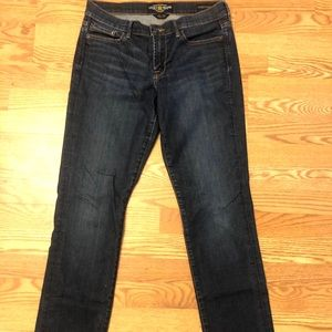 Women's Lucky Jeans Sweet n' Straight size 10